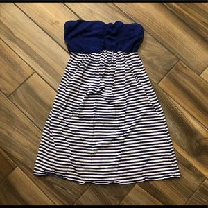Express tube top dress. Size medium
